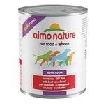 Almo Nature Daily Menu WET DOG - s hovězím 800g