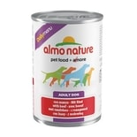 Almo Nature Daily Menu WET DOG - s hovězím 400g