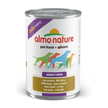 Almo Nature Daily Menu WET DOG - s kachnou 400g