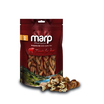 Marp Treats Buffalo Braided Stick 150g
