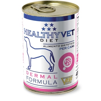 HEALTHYVET DIET dog Dermal 400 g