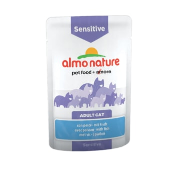 Almo Nature Functional WET - Sensitive Ryba 70g