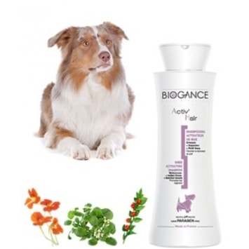 Biogance šampón Activ Hair 250ml