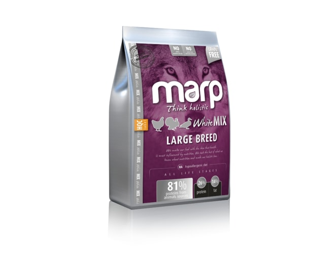 Marp Holistic - White Mix Large Breed - 12kg