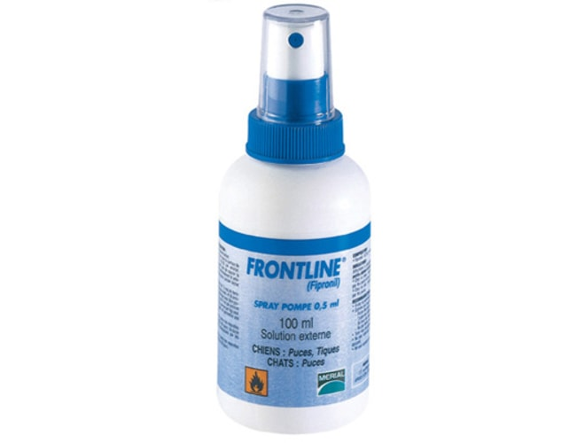 Frontline Spray 100ml 1ks