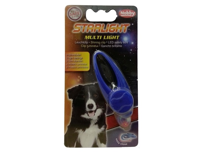 Starlight Multi Light - přívěsek na obojek 1ks