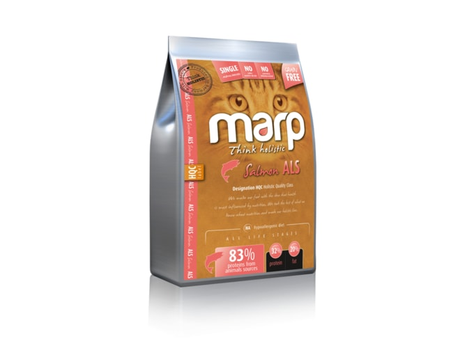 Marp Holistic - Salmon CAT 0,5kg
