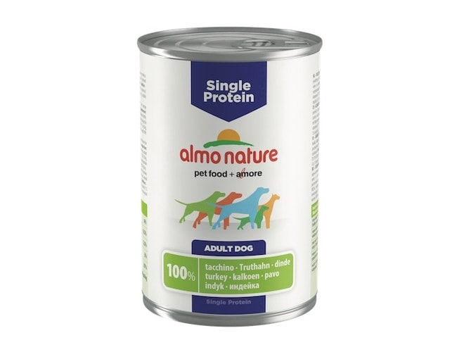 Almo Nature 100% Single Protein - Krůta 400g